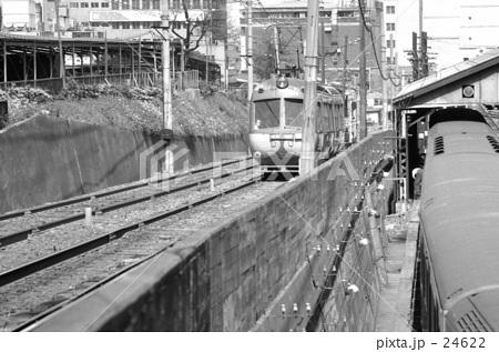 さよなら玉電・渋谷駅を発車,デハ200形 昭和44年 24622  さよなら玉電・渋谷駅を発車,