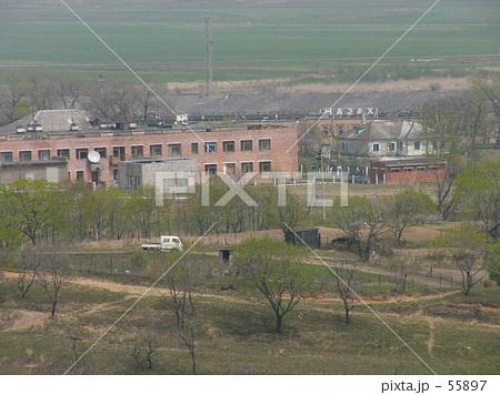 ロシアの田舎町