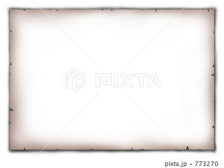 古い紙 773270  古い紙 画質確認    古い紙のイラスト素材 [773270]