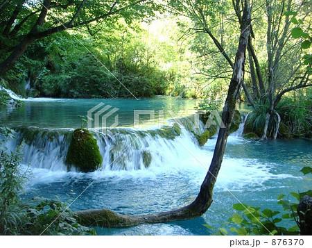 プリトヴィツェ湖群国立公園の画像 p1_22