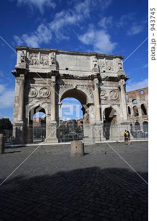 コンスタンティヌスの凱旋門の画像 p1_8