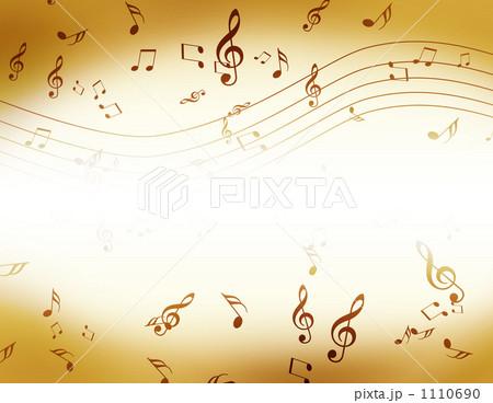 音楽 1110690  音楽 画質確認    音楽のイラスト素材 [1110690]