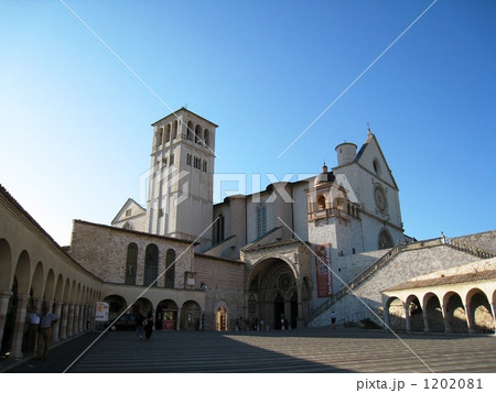 イタリア世界遺産 アッシジ、フランチェスコ聖堂と... イタリア世界遺産 アッシジ、フランチェス