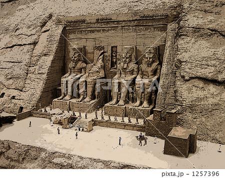 アブ・シンベル神殿の画像 p1_15