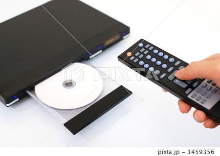 DVD鑑賞 1459356  DVD鑑賞 画質確認    DVD鑑賞の写真素材 [1459356