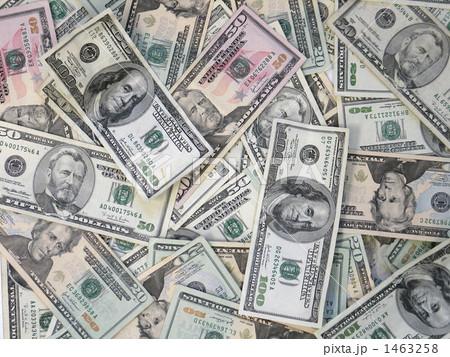 紙幣 通貨 お金 お札 ドル 1463258 紙幣 通貨 お金 お札 ドルの写真素材 [1463