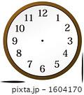 時計(針なし)のイラスト素材 ...