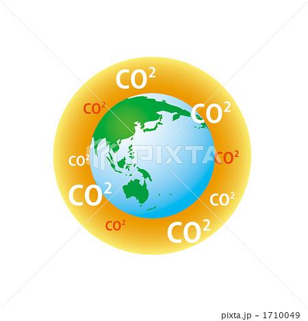 地球温暖化、温室効果ガス 1710049  地球温暖化、温室効果ガス  地球温暖化、温室効果ガス