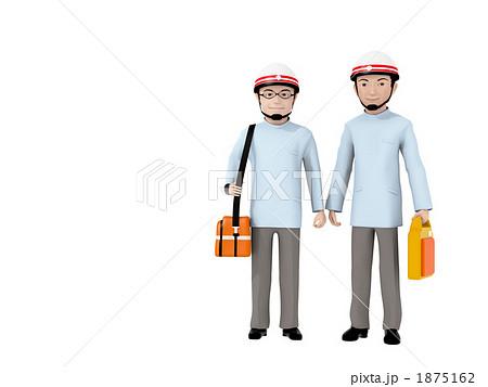 救急救命士 1875162   救急救命士のイラスト素材