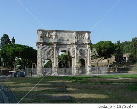 コンスタンティヌスの凱旋門の画像 p1_24