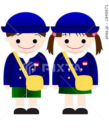 幼稚園児 1940671  幼稚園児 画質確認    幼稚園児のイラスト素材 [1940671]