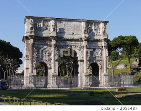 コンスタンティヌスの凱旋門の画像 p1_10