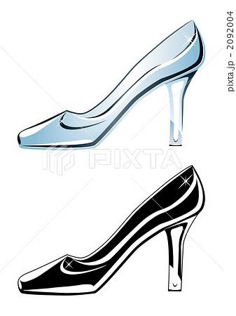 ガラスの靴 [2092004] Stock ...