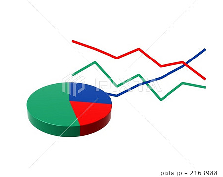 2163988 グラフ 業績 成長のイラスト 画質確認    グラフ 業績 成長のイラスト素材