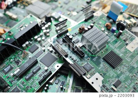 基板 電子回路 マザーボード 2203093