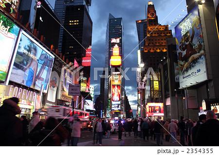 タイムズスクエア 夜景 2354355  タイムズスクエア 夜景  サムネイル表示に戻す  タイ