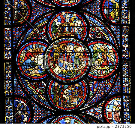 シャルトル大聖堂の画像 p1_28