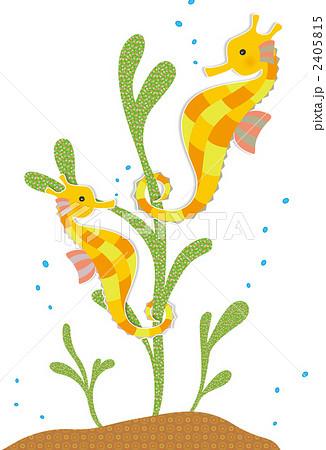 タツノオトシゴの画像 p1_27
