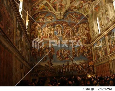 システィーナ礼拝堂の画像 p1_16
