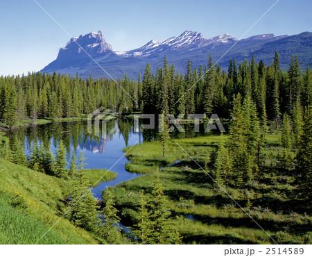 バンフ国立公園の画像 p1_35