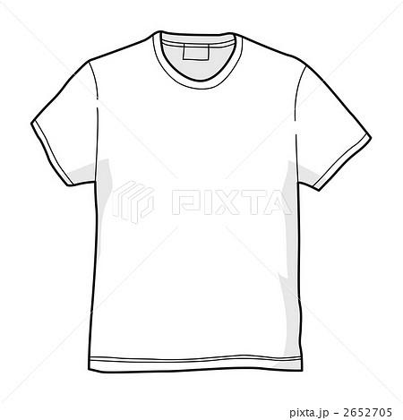 2652705 Tシャツ 服 カジュアルのイラスト素材 [2652705] - PIXTA