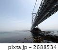 大鳴門橋の裏