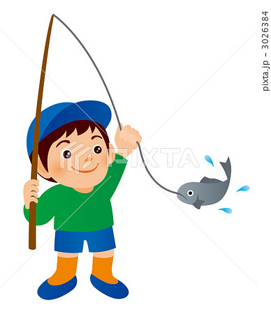 釣り 3026384 : 魚釣り 絵 : すべての講義