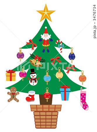 クリスマスツリーの画像 p1_18