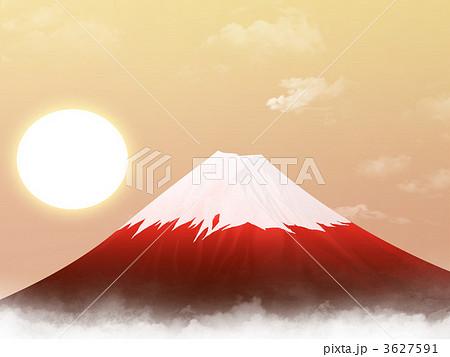 赤富士の画像 p1_27
