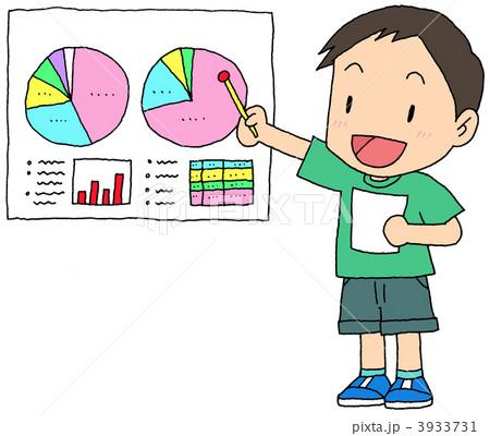 自由研究を発表する男の子 自由研究を発表する男の子 虫眼鏡 女の子 探す 拡大 少女    自由
