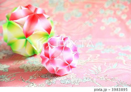 写真素材:雛飾り 折り紙 : 折り紙 雛飾り : 折り紙