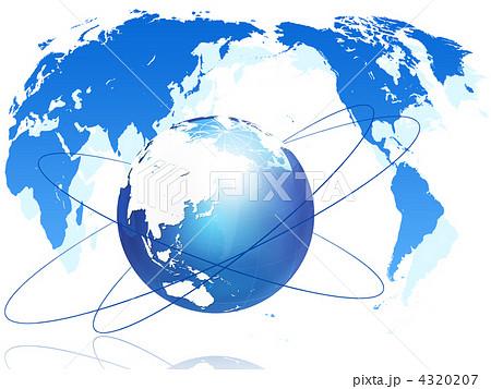 ネットワーク 4320207 ネットワークのイラスト素材 [4320207] - PIXTA