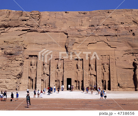 アブ・シンベル神殿の画像 p1_27