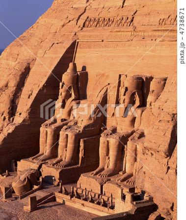 アブ・シンベル神殿の画像 p1_2