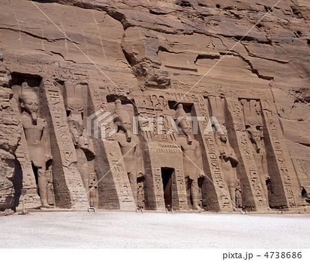アブ・シンベル神殿の画像 p1_13