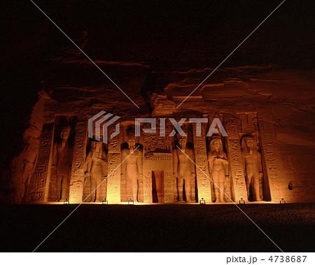 アブ・シンベル神殿の画像 p1_16