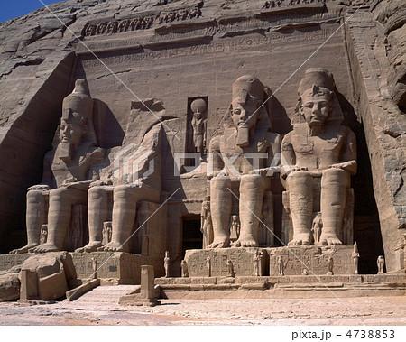 アブ・シンベル神殿の画像 p1_7