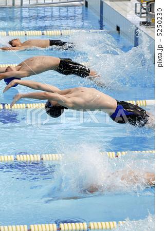 背泳ぎスタート 5250230