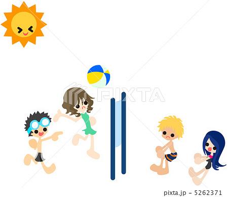 ビーチバレーの画像 p1_19