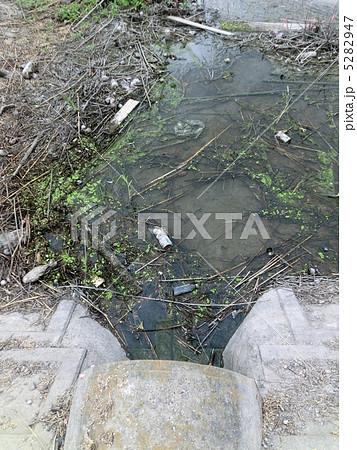 水質汚染 5282947 水質汚染の写真素材 [5282947] - PIXTA