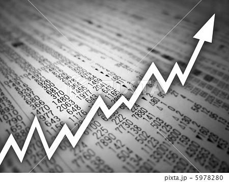 株価上昇 5978280 株価上昇のイラスト素材 [5978280] - PIXTA