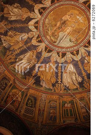 ラヴェンナの初期キリスト教建築物群の画像 p1_5