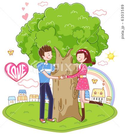 插图: 爱恋人1