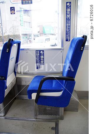 優先席 優先席 優先席   優先席の写真・イラスト素材