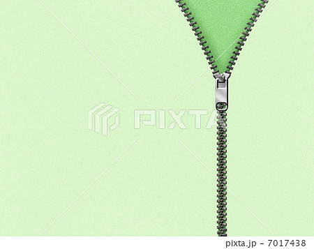 ジッパー 7017438  ジッパー 画質確認   ジッパーのイラスト素材 [7017438]