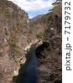 冬の昇仙峡