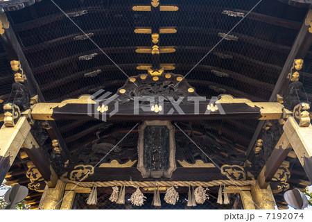 中式大门 丰国神社 丰臣秀吉-图片素材 [7192074]