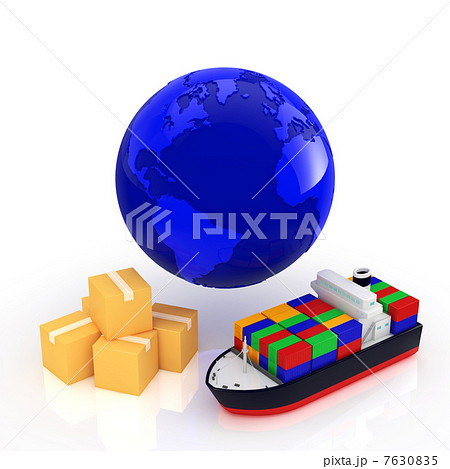 貿易 7630835 貿易のイラスト素材 [7630835] - PIXTA