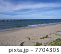 ルシンダの世界一長い桟橋と砂浜