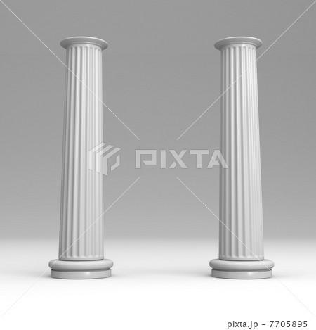 柱 7705895 柱のイラスト素材 [7705895] - PIXTA